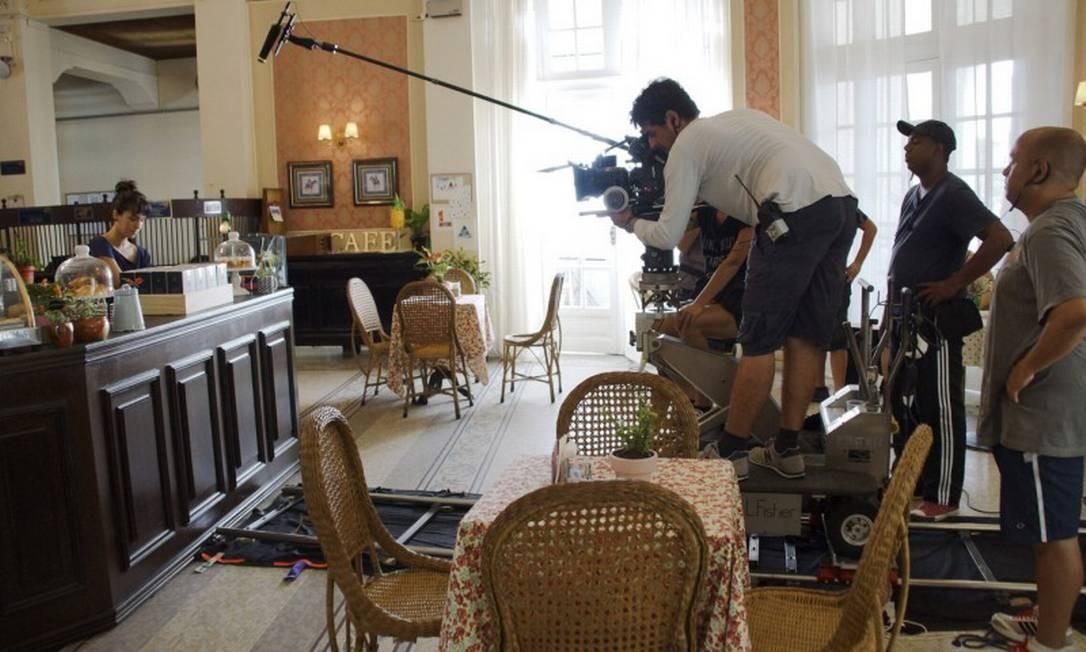 Setor audiovisual vive apreensão com indefinição dos investimentos do FSA Foto: Infoglobo