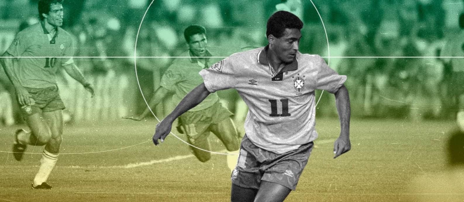 As 10 maiores vitórias da seleção brasileira no Maracanã Foto: Editoria de Arte
