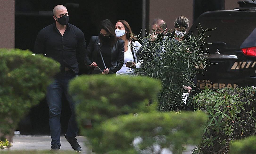 Daniel Silveira foi alvo de busca e apreensão da Polícia Federal em junho do ano passado, no inquérito dos atos antidemocráticos Foto: Jorge William / Agência O Globo