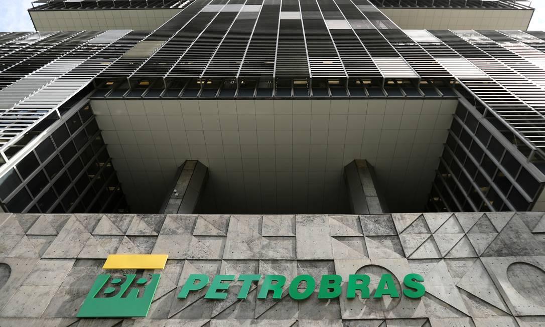 Sede da Petrobras, no Centro do Rio Foto: Sergio Moraes / Reuters