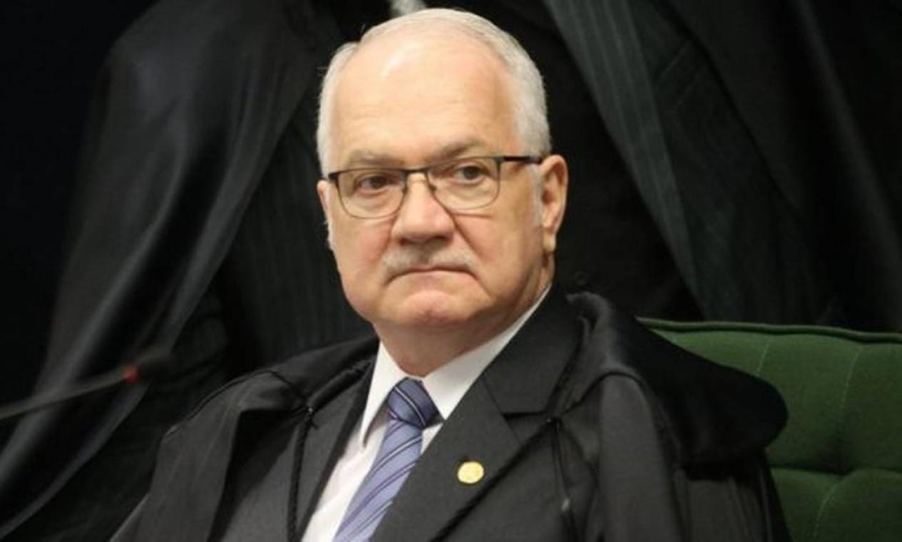 EX-CONDENADO - O ministro Edson Fachin, do STF, determinou, no dia 8 de março, a anulação de todas as decisões e condenações de Lula na 13ª Vara Federal de Curitiba, em quatro processos, o que abriu a possibilidade para a candidatura do petista para 2022 Foto: NELSON JR./SCO/STF