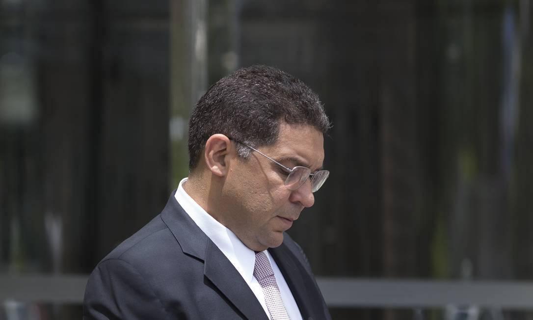 Mansueto Almeida está saindo do governo para a iniciativa privada Foto: Edilson Dantas / Agência O Globo