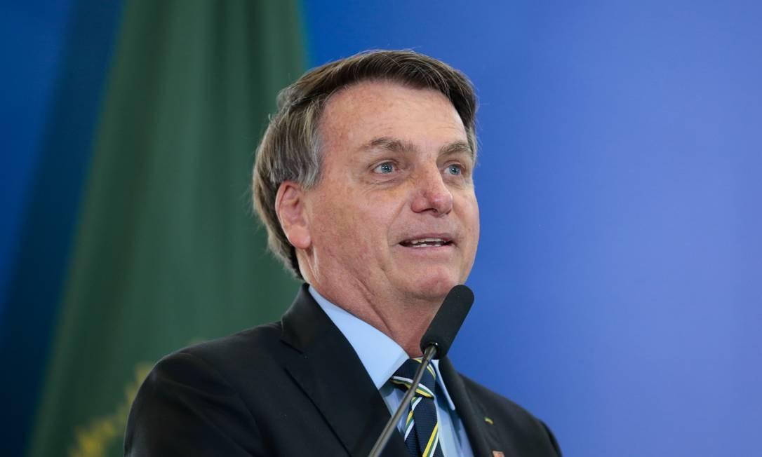Presidente Jair Bolsonaro sai em defesa de parlamentares que tiveram quebra de sigilo Foto: Carolina Antunes / PR
