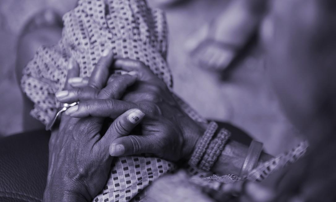 Registros de violência doméstica e de feminicídios dispararam durante a quarentena imposta pelo novo coronavírus Foto: Agência O Globo