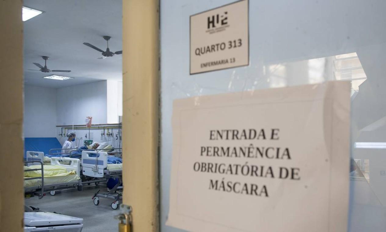 Após a cura, pacientes têm longa jornada de recuperação Foto: Márcia Foletto / Agência O Globo