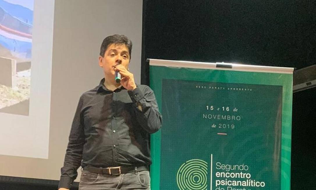 O médico Roberto Santoro afirma que casos de depressão em crianças e adolescentes aumentaram durante pandemia Foto: Acervo pessoal