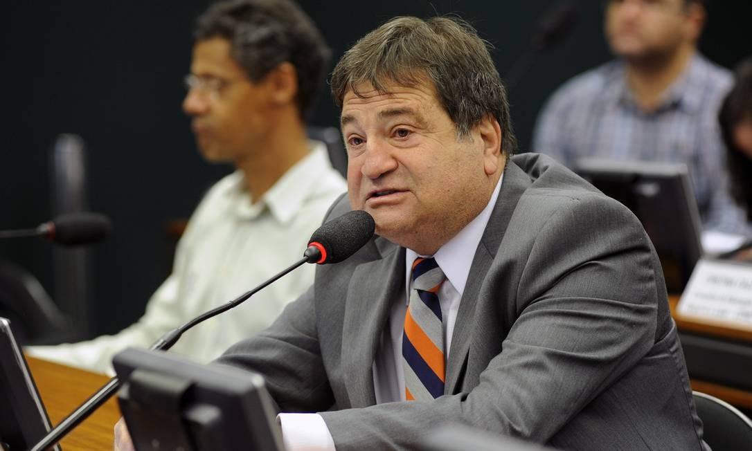 Cesar Halum participa de comissão na Câmara Foto: Billy Boss/Câmara dos Deputados/08-12-2016