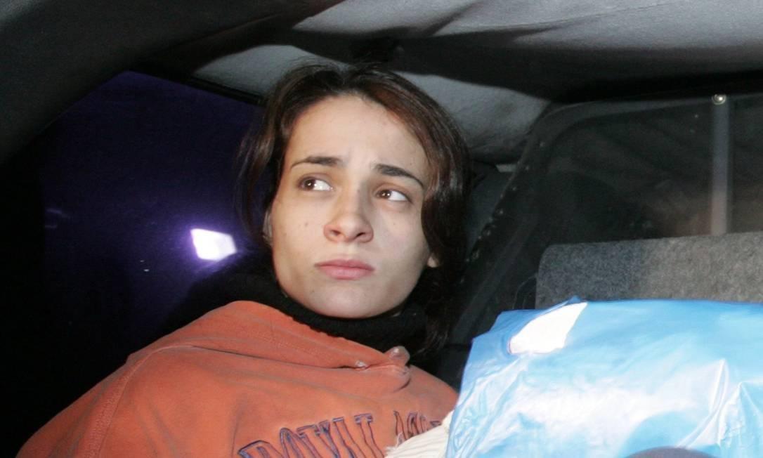 Anna Carolina foi condenada juntamente com o marido, Alexandre Nardoni, pelo assassinato de Isabella Nardoni, ocorrido em 2008 Foto: Ricardo Bakker
