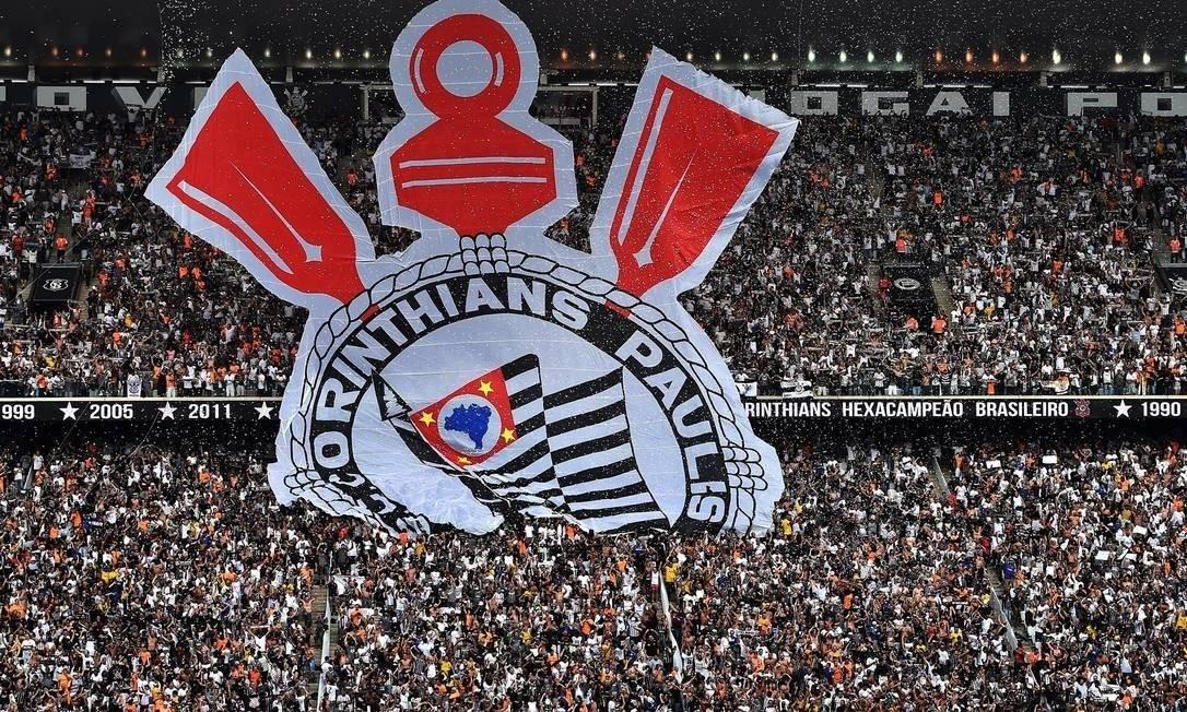 Em seis meses, dívida do Corinthians saltou de R$ 32 milhões para R$ 130 milhões Foto: Nelson Almeida/AFP