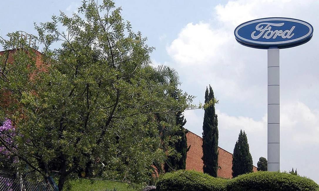 Fim da linha: a fábrica da Ford, em São Bernardo do Campo, será vendida a uma construtora Foto: Divulgação