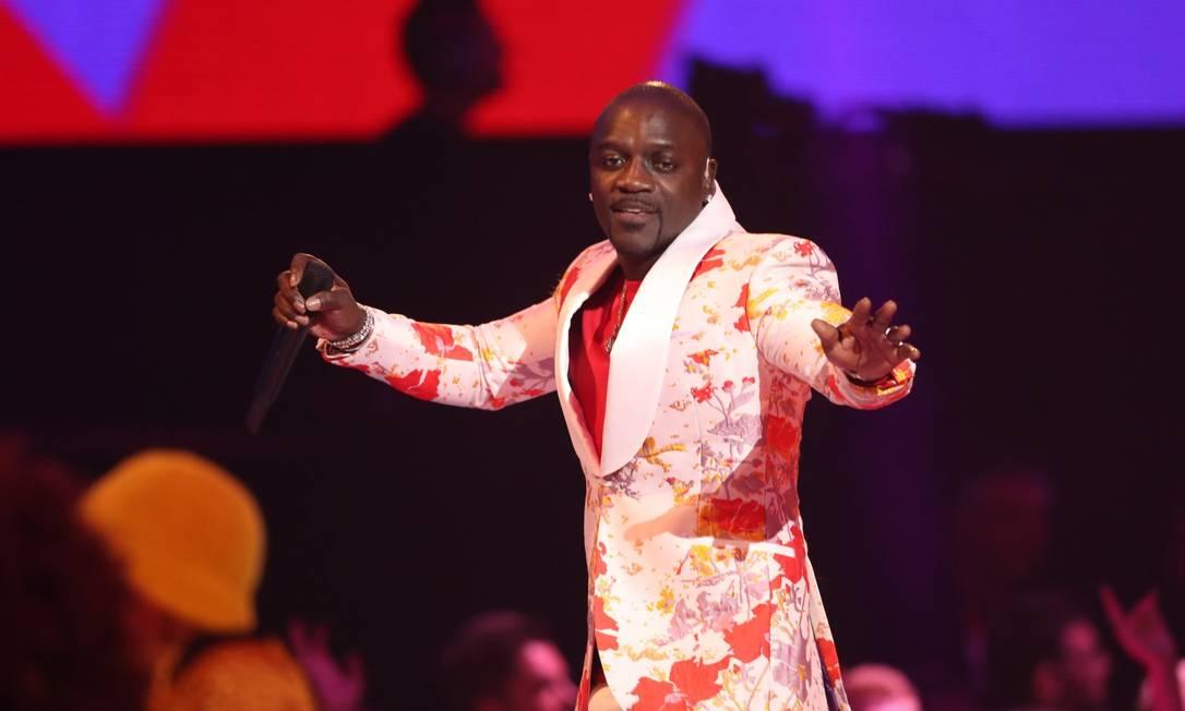 O premiado cantor Akon quer construir a Wakanda da vida real no Senegal Foto: Tim P. Whitby / Getty Images for MTV