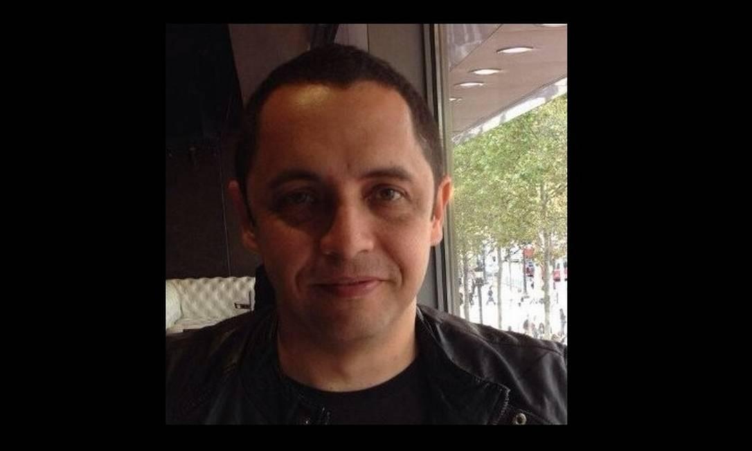 O tenente-coronel do Corpo de Bombeiros, Alex da Silva Bousquet, de 45 anos Foto: Reprodução