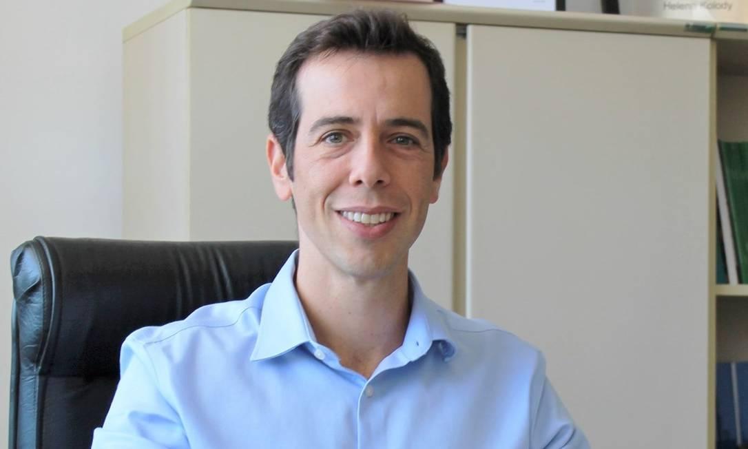 Renato Feder é secretário de educação do Paraná Foto: Reprodução internet