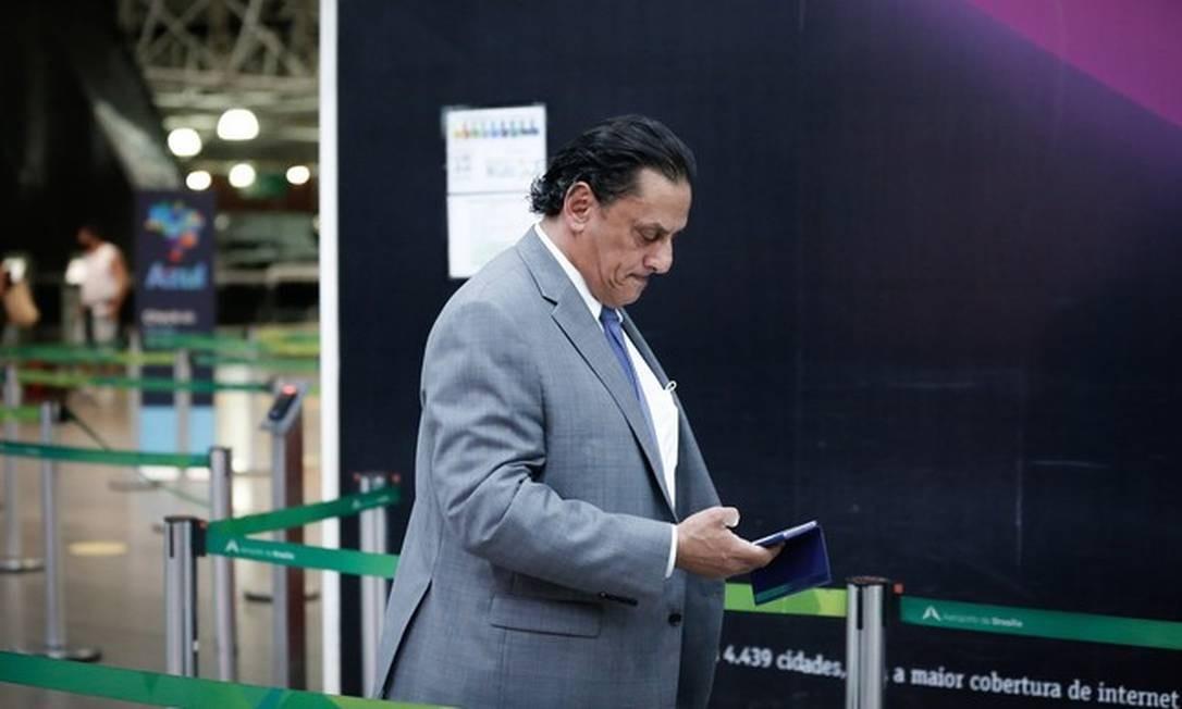 O advogado Frederick Wassef Foto: Pablo Jacob/ Agência O GLOBO