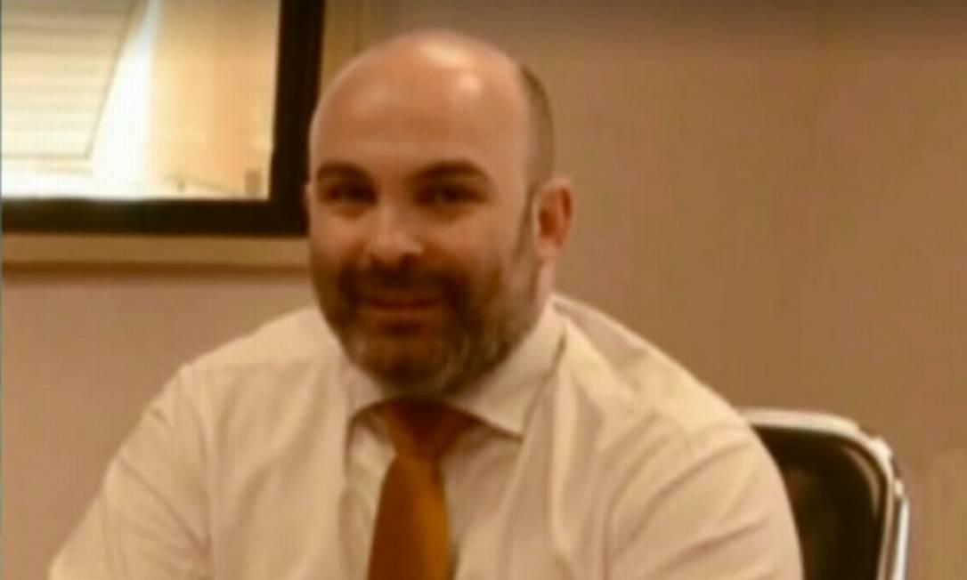 Gabriell Neves é ex-subsecretário estadual de saúde Foto: Reprodução
