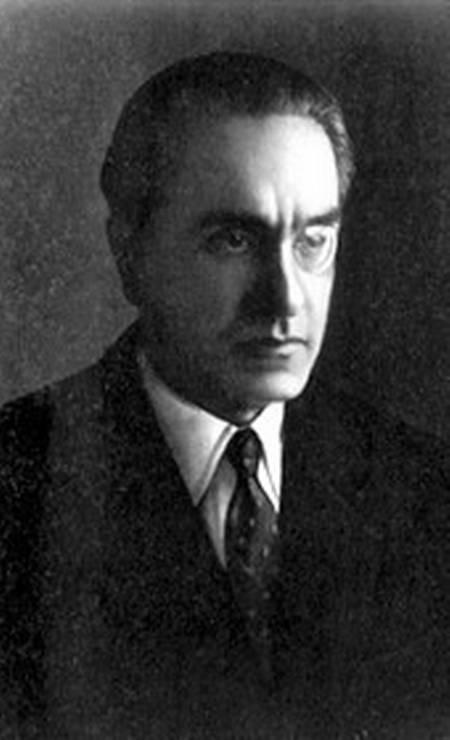 Julius Evola Foto: Reprodução
