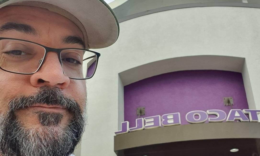 Abraham Weintraub posta foto após desembarcar nos Estados Unidos Foto: Reprodução/Instagram