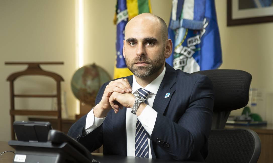 Mercês: ele disse que apresentará novas medidas até quarta-feira Foto: Leo Martins / Agência O Globo