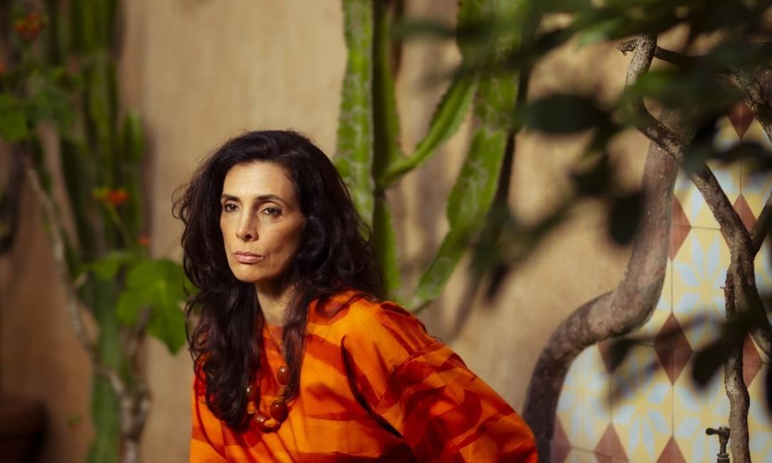 Constança Scofield Foto: Leo Martins / Agência O Globo