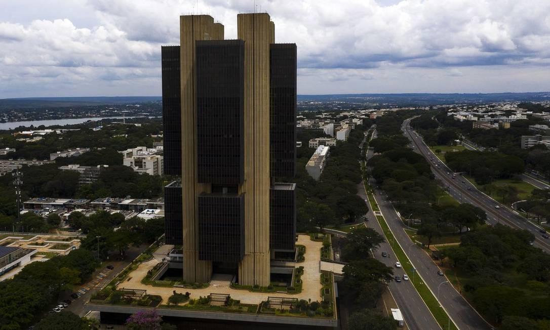 Sede do Banco Central, em Brasília Foto: Marcello Casal Jr / Agência Brasil