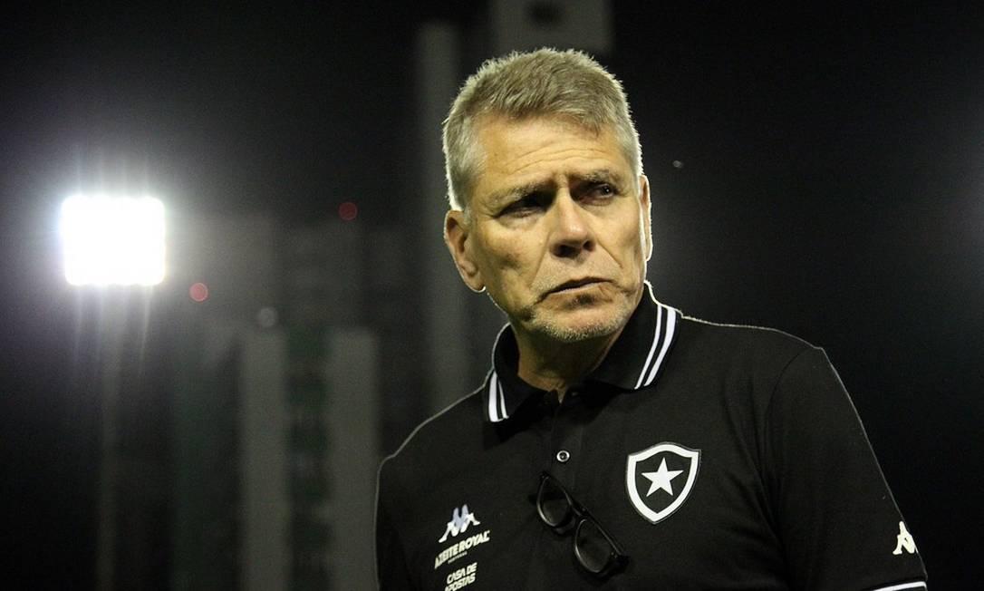 Paulo Autuori critica a federação do Rio: 'Feudo' Foto: Vitor Silva / Botafogo