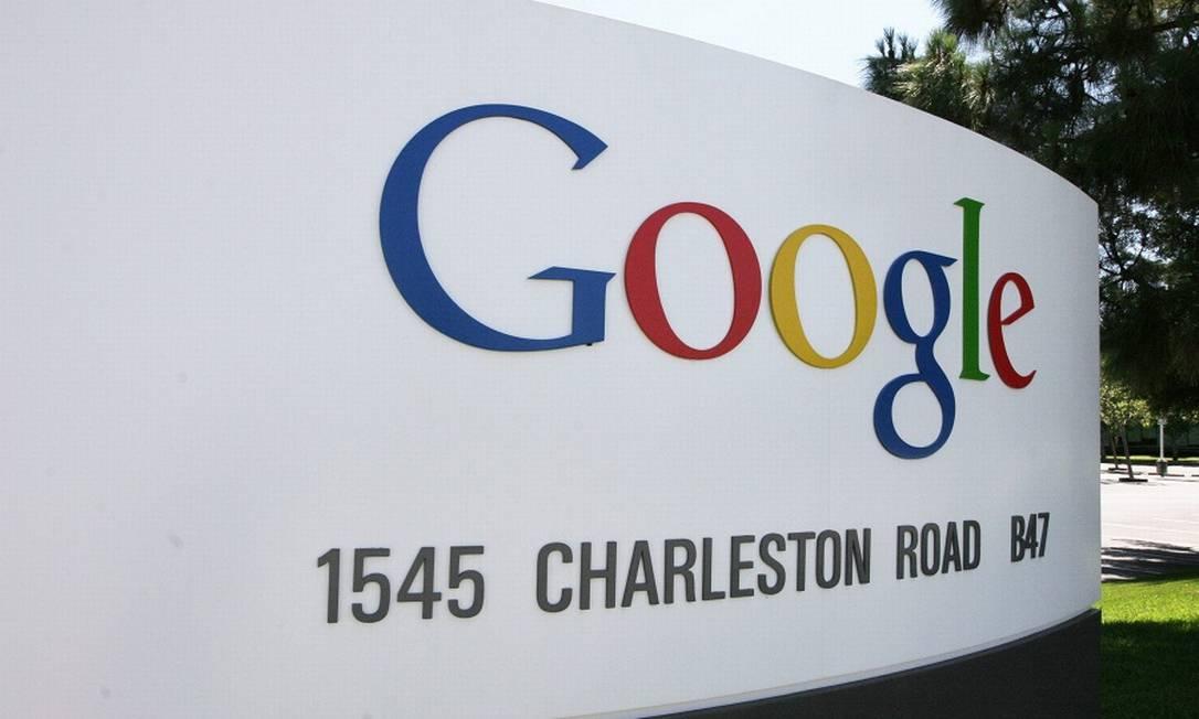 Google: investigações federais e estaduais nos EUA. Foto: NICHOLAS KAMM / AFP