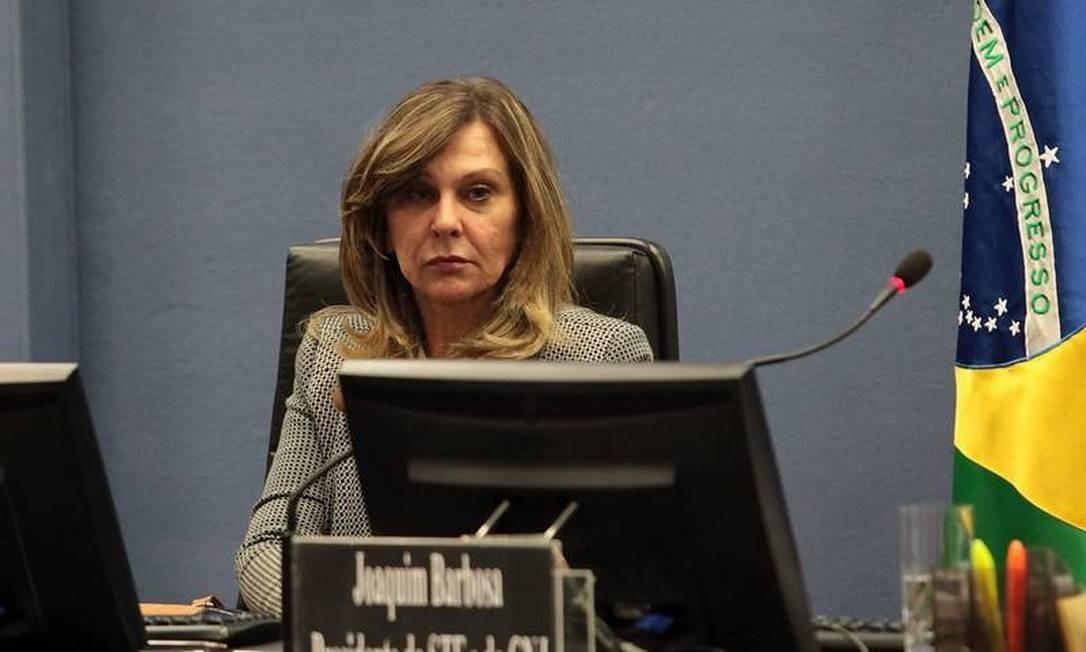Subprocuradora-geral da República Lindora Araújo Foto: Gil Ferreira/Agência CNJ