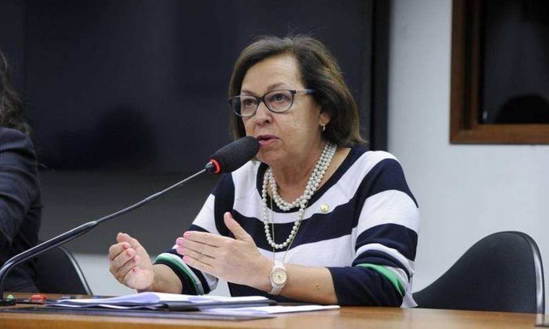 Deputada Lídice da Mata (PSB-BA) é relatora da CPMI das Fake News Foto: Agência Câmara
