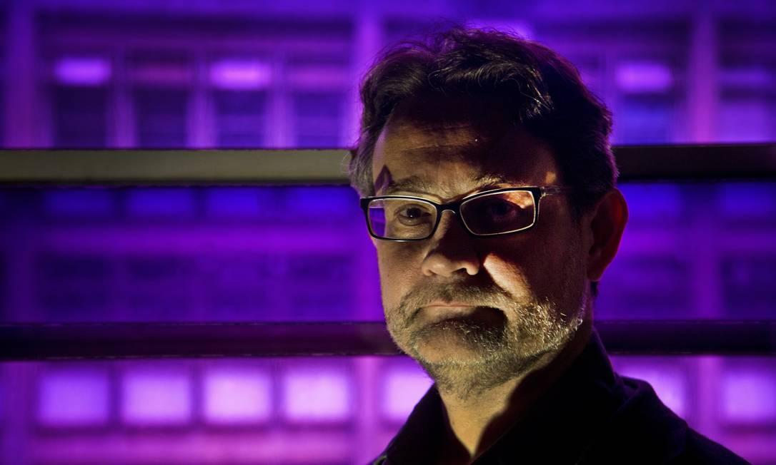 O especialista em Literatura Comparada João Cezar de Castro Rocha Foto: Antonio Scorza / O Globo