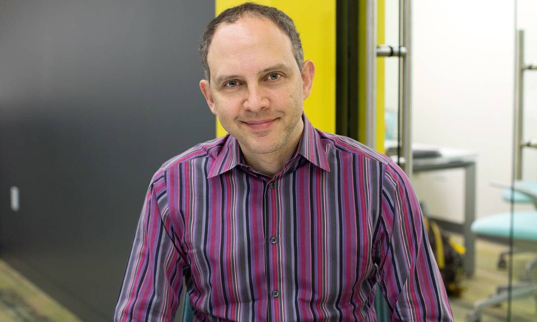 Paulo Blikstein é professor da Universidade de Columbia e coordenador do grupo Ciências da Aprendizagem Brasil Foto: Divulgação