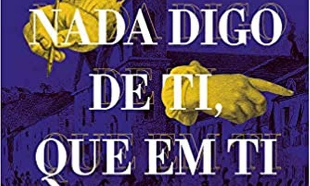 Novo livro de Eliana Alves Cruz, autora de 'O crime do Cais do Valongo' Foto: Reprodução