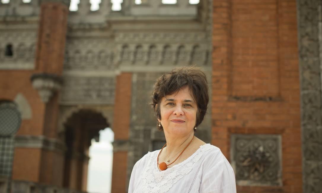 A socióloga Nísia Trindade, presidente da Fiocruz Foto: Márcia Foletto