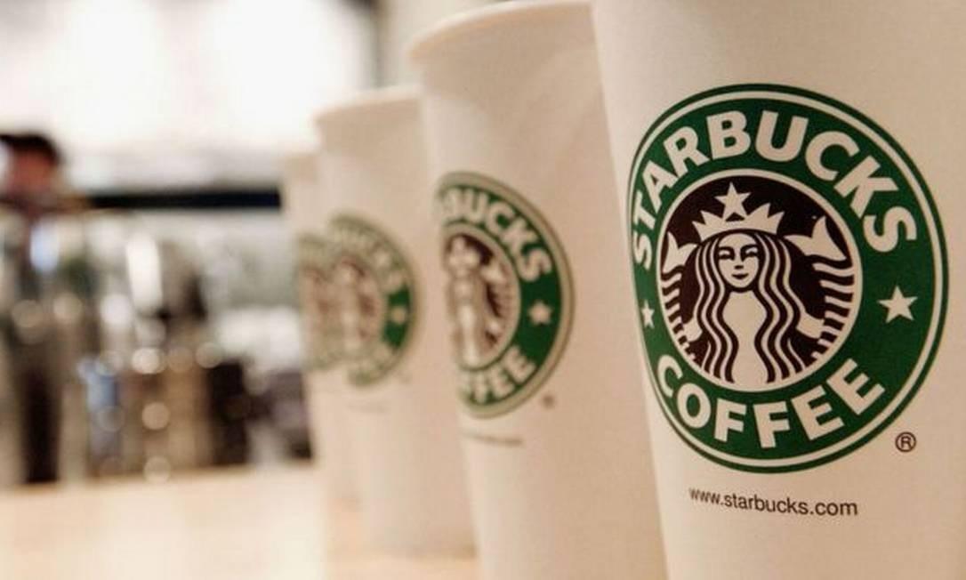 Starbucks não aderiu formalmente à campanha #StopHateforProfit Foto: Getty Images