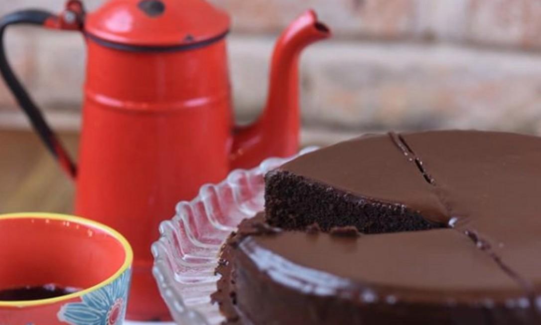 Casa da Táta. Delivery de bolos faz sucesso durante a quarentena Foto: Divulgação
