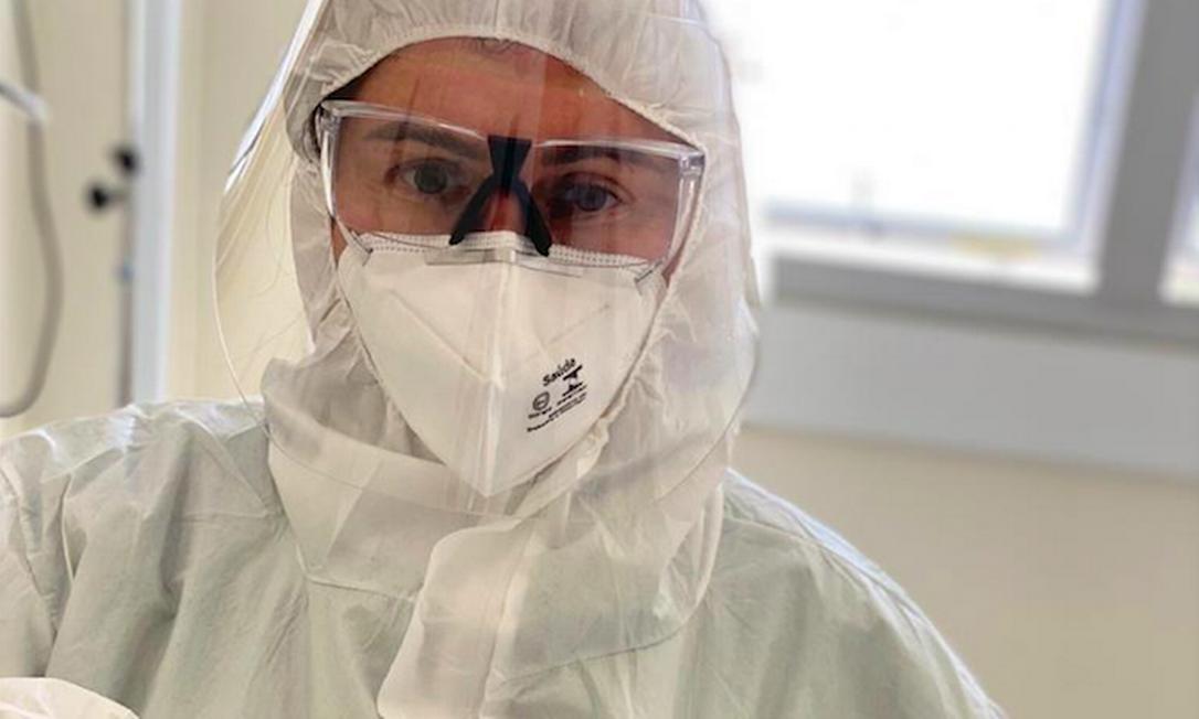 Denise Abranches é um dos 2 mil voluntários de São Paulo a participar dos testes para a produção da vacina de Oxford Foto: Divulgação