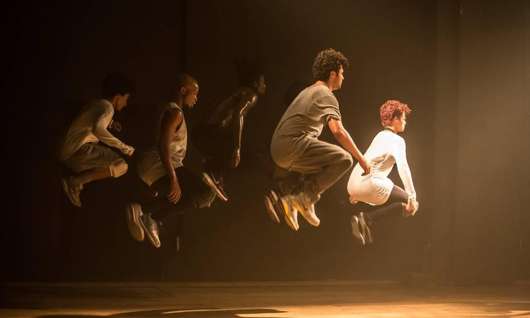 A Companhia Urbana de Dança deve pedir auxílio emergencial para os bailarinos Foto: Renato Mangolin / Divulgação