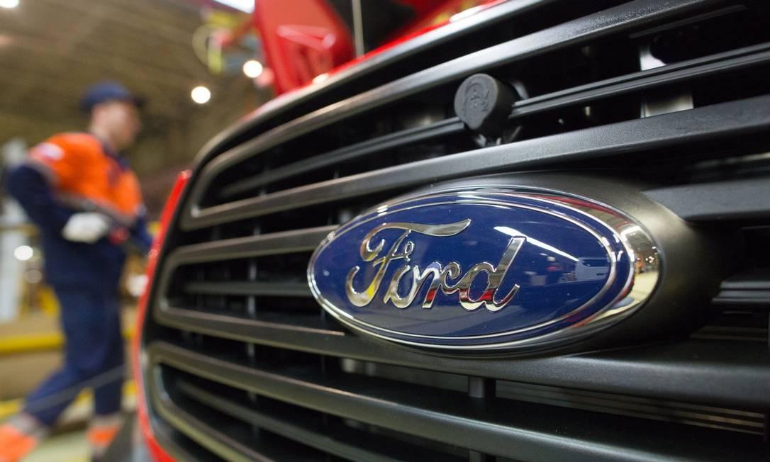 A Ford decidiu suspender por 30 dias seus anúncios em plataformas sociais Foto: Andrey Rudakov / Bloomberg