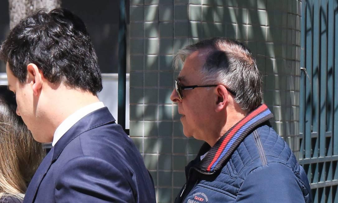 Paulo Roberto Costa presta depoimento em Curitiba, em 2017 Foto: Ana Pozzi/PHOTOPRESS / Agência O Globo Foto: Ana Pozzi/PHOTOPRESS / Agência O Globo / Agência O Globo