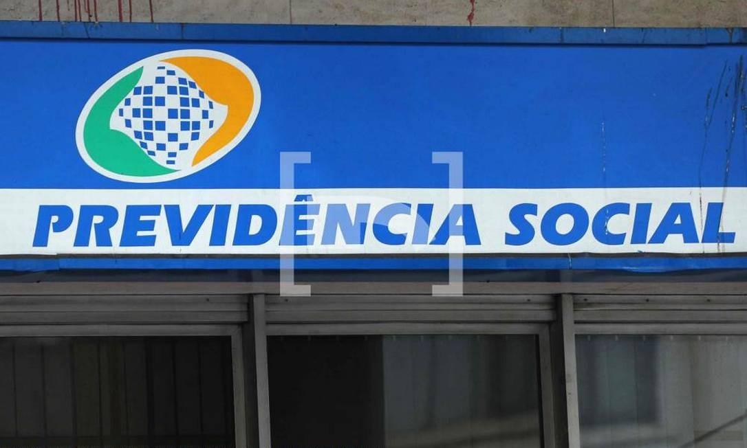 Previdência Social: perda de mais de 2 milhões de contribuintes num trimestre. Foto: RENATO S. CERQUEIRA/FUTURA PRESS / Divulgação