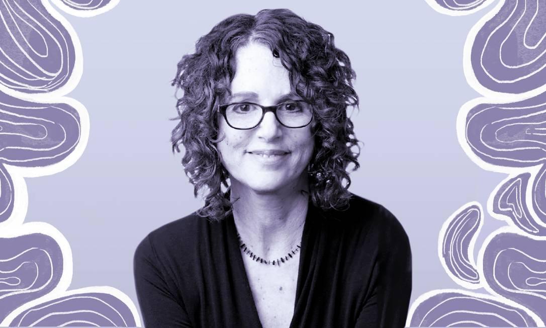 """A americana Robin Diangelo, autora de """"Não basta não ser racista. Sejamos antirracistas"""" Foto: Divulgação"""