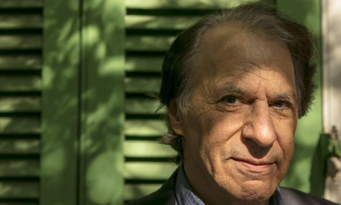 O historiador John M. Barry. Foto: Divulgação
