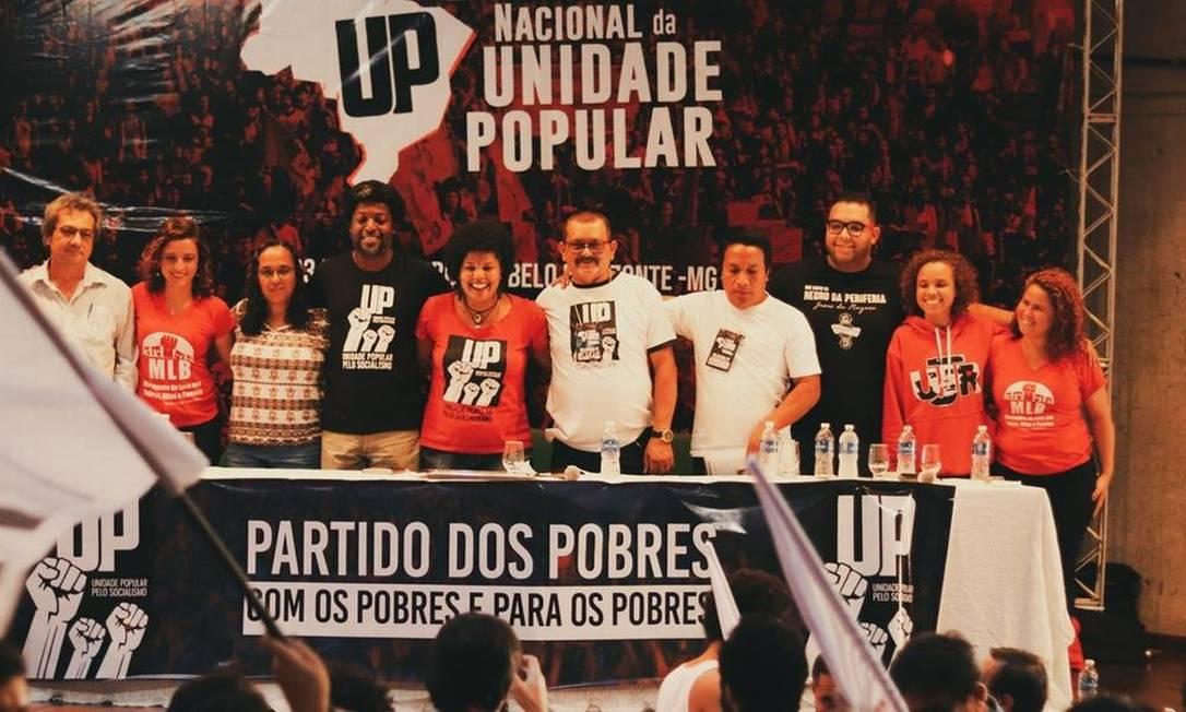 Unidade Popular ainda não conseguiu decolar Foto: Reprodução/Facebook