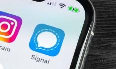 Aplicativo Signal Foto: Reprodução