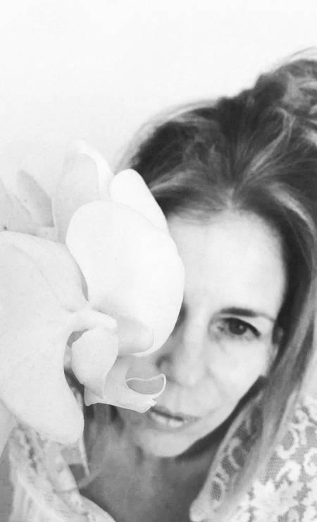 Carla de Brito: cansaço de salão Foto: Guilherme Nabhan