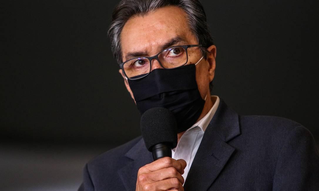 Pneumologista Carlos Carvalho, ex-coordenador do Centro de Contingenciamento em SP Foto: Divulgação