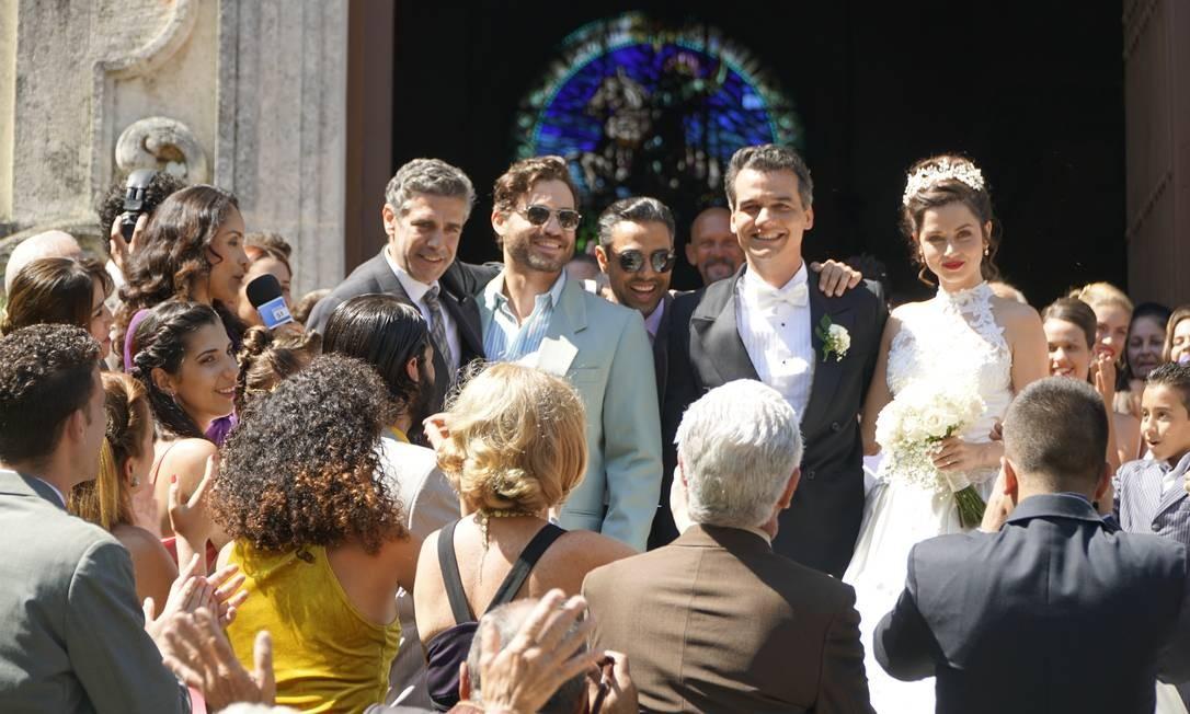 Com Wagner Moura e Ana de Armas no elenco, 'Wasp network' é baseada em livro de Fernando Morais Foto: Netflix/Divulgação