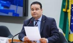 O deputado Fábio Trad, relator da PEC que prevê prisão após condenação em segunda instância Foto: Pablo Valadares/Câmara dos Deputados