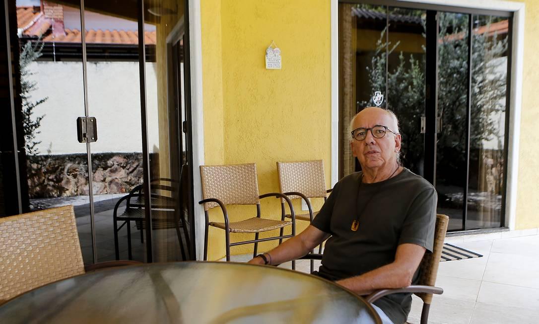 Ex-PGR. Fonteles diz que Aras não tem 'conduta adequada' na relação com o presidente Bolsonaro Foto: Jorge William / Agência O Globo