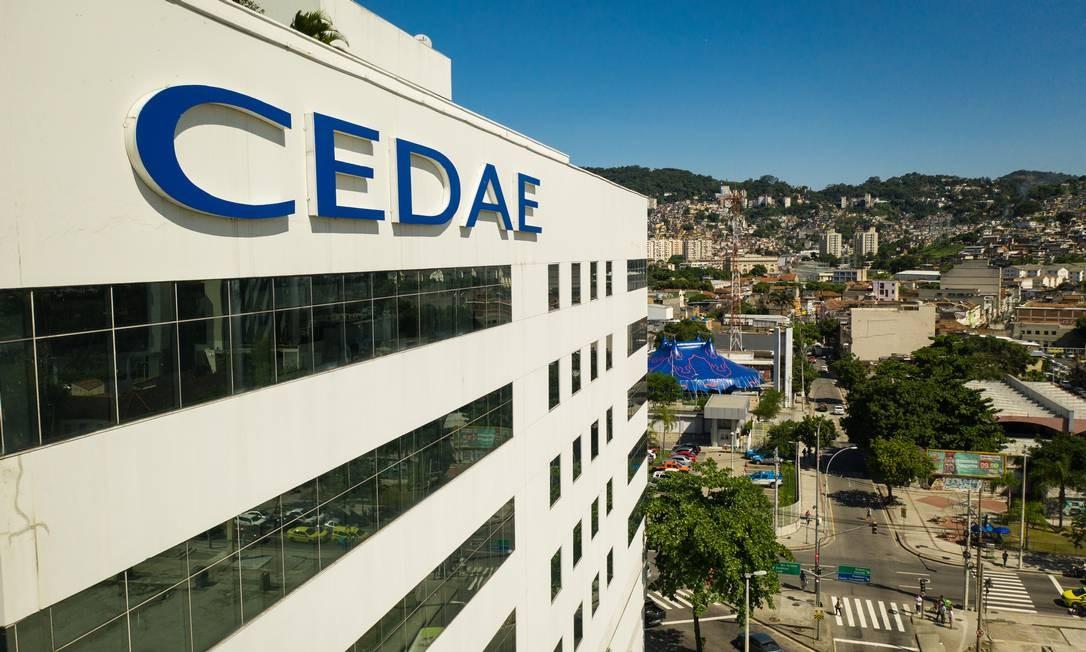 Diretor do BNDES afirma que banco vai atuar para privatizar a Cedae ainda em 2020 Foto: Brenno Carvalho/18-2-2020 / Agência O Globo