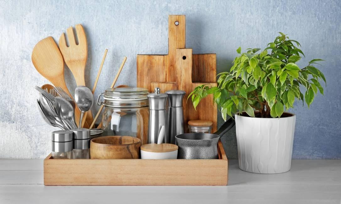 Acessórios à vista: organização é fundamental Foto: Shutterstock